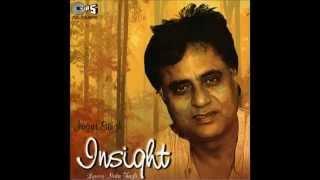 Jeevan Kya Hai (HD) - Jagjit Singh - ghazal (album   - YouTube
