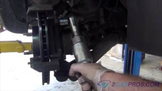 Brake Pad/Rotor Replacement Ford Escape