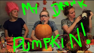 MY DRUNK PUMPKIN 2014 (ft. Grace Helbig & Mamrie Hart!)