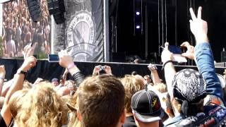 Danger Danger - Don't Walk Away (Live SRF 2014)