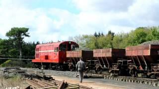 preview picture of video 'DE 507 Glenbrook Vintage Railway'