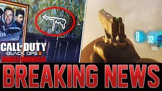 ITS HERE!!! NEW CONTENT ADDED TO ZOMBIES CHRONICLES AND CHANGES MADE TO THE MAPS!