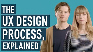 The UX Design Process (Explained By Experts)