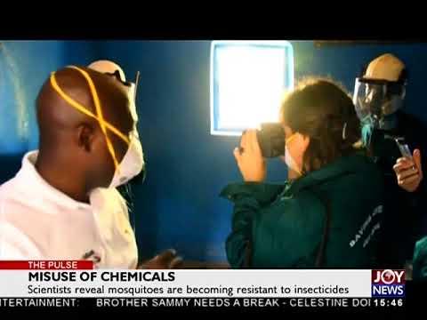 Misuse of Chemicals - The Pulse on JoyNews (7-5-18)