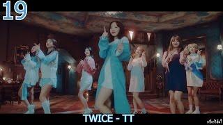 TOP 20 KOREAN SONGS (OCTOBER 28, 2016)