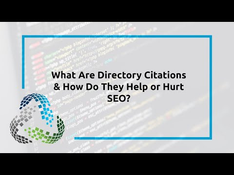 What Are Directory Citations & How Do They Help or Hurt SEO?