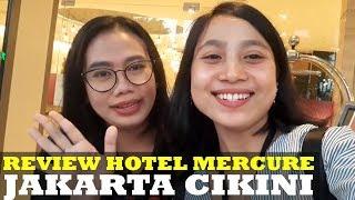 Cobain Serunya Menginap di Hotel Mercure Jakarta Cikini, Ada Kolam Renang di Rooftop!
