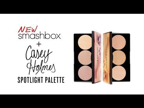 CASEY HOLMES: SPOTLIGHT PALETTE
