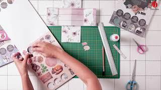 SNAIL MAIL Maken Met De Luxe Paper Blocks Van DécoTime