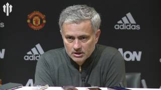 Jose Mourinho COME TO PLAY Manchester United 20 Hull City FULL PRESS CONFERENCE