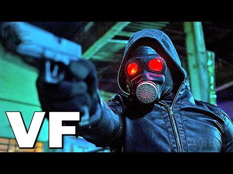 NIGHTWATCHER Bande Annonce VF (2021) Super-Héros