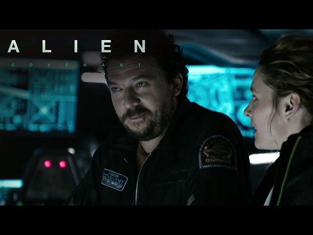 Alien: Covenant RUN TV Spot