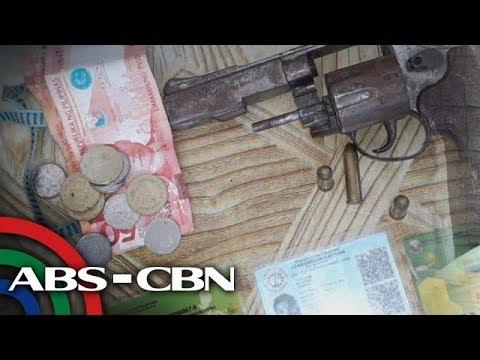 Lalaking umiwas sa checkpoint sa Cavite nakuhanan ng ilegal na baril | TV Patrol