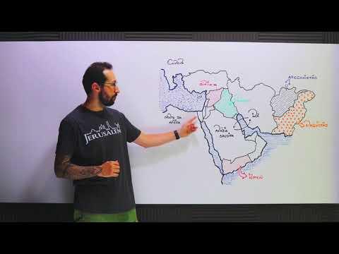 Aula 00 | Migração: Oriente Médio - Parte 01 de 02 - Geografia