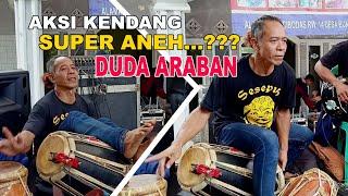 Download Duda Araban Aksi Aneh Ayah Kendang Rampak Mp3 Mp4