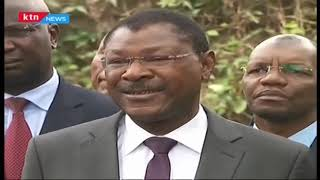 WETANGULA: Khalwale made his democratic right, we wish him well in Jubilee Party