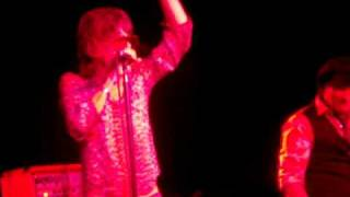 New York Dolls - Nobody Got No Bizness (w/ horns!) - live Starland, Sayreville, NJ 6/20/2009