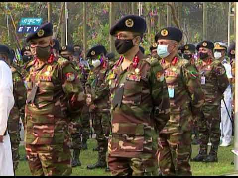 পিলখানা ট্র্যাজেডি: নিহত সেনা সদস্যদের কবরে পুষ্পস্তবক অর্পণ | ETV News