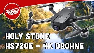 Holy Stone HS720E die 4K Einsteigerdrohne – Test | Review