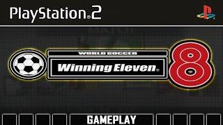 World Soccer Winning Eleven 8 [PS2] Gameplay