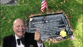 #712 The Grave Of DON RICKLES, Mr. Warmth   Jordan The Lion Daily Vlog (71918)