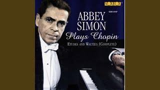 Abbey Simon - Waltzes, Op. 69: No. 2 In B Minor (Waltz No. 10)