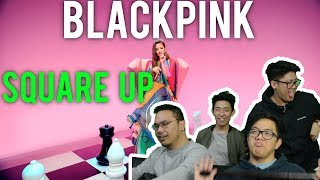 "BLACKPINK ""SQUARE UP"" (First listen w/ Lyrics)"