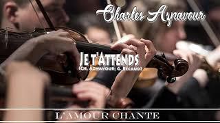 Je t'Attends -  L'amour chante - Café Paris - Le Chanson Francaise
