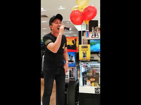 akin kanalang cover by kevin t the voice of grand videoke