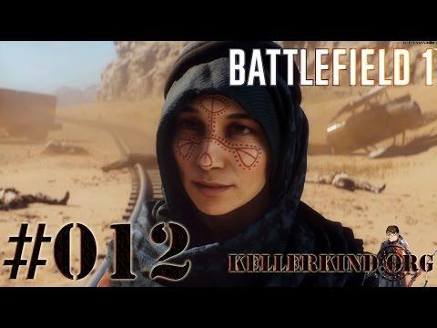 Battlefield 1 #012 - Der Monsterzug ★ EmKa plays Battlefield 1 [HD|60FPS]