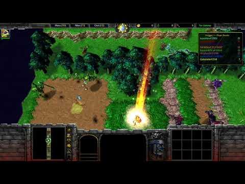 Warcraft 3: Reforged   #366   Frogger Extreme - Kdo bude první v cíli