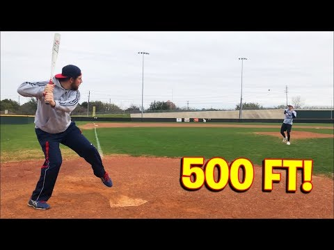 Can I Still Hit A Home Run? IRL Baseball Challenge