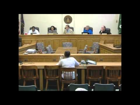 7/16/13 Board of Commissioners Work Session