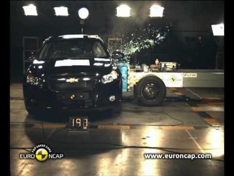 NCAP: Chevrolet Cruze