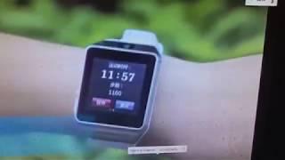Смарт часы-(Q18) от компании Интернет-магазин-Модной дешевой одежды. - видео