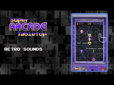 Video of Super Arcade Tabletop