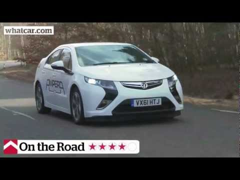 2012 Vauxhall Ampera review - What Car?