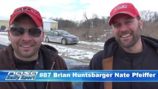 Thanks for the awesome video from Ohio Winter RallySprint NASA Rally Sport