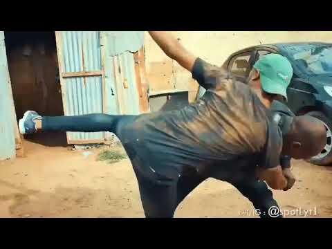 Nija Streetfight Nollywood scene