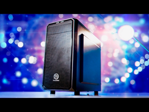 Boson 4.0 - $400 Gaming PC Build (2017)
