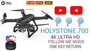Holy Stone HS700d Holy Stone HS700 FPV Drone 1080p HD 5G WiFi Camera GPS RC Quadcopter