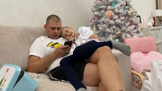 VLOG Alex RETURNED HOME with gifts from relatives !!!