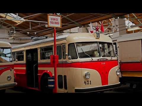 Dopravní podnik otevřel Muzeum MHD pro veřejnost i v zimních měsících