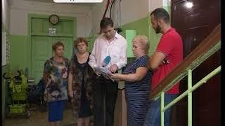 Горячая вода льется на головы жильцов одного из домов во Владивостоке