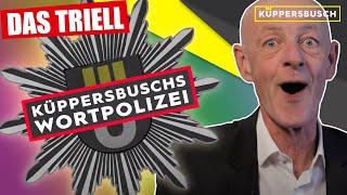 Politische Debatten: Großeinsatz für Küppis Wortpolizei – Küppersbusch TV