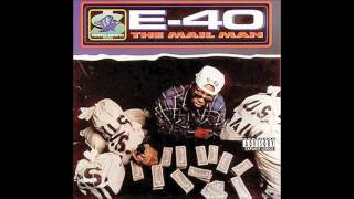 E 40   The Mail Man