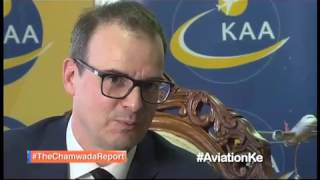 The Chamwada Report AviationKE PROMO - Sunday 8.30 on KTN News