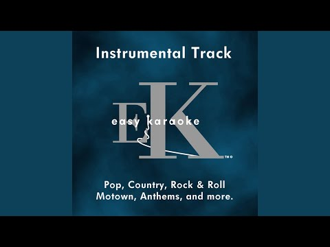 It's A Heartache (Instrumental Track With Background Vocals) (Karaoke in the style of Bonnie Tyler)