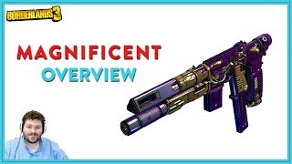 Never Too Prepared | Borderlands 3 | Magnificent Legendary Pistol