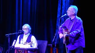 Chris Hillman, Herb Pedersen.....Eight Miles High.....5/19/18.....Fort Collins, CO